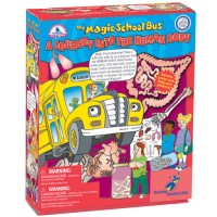 Magic School Bus Human Body Science Kit
