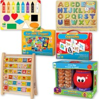 Preschool Readiness Develop Skills Learning Kit