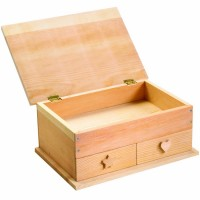 Build a Jewelry Box Kids Woodcrafting Kit