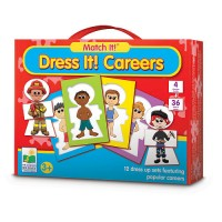 Dress It! Careers Matching Game