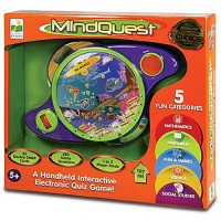 MindQuest Electronic Learning Game
