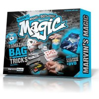 Marvin's Mind Blowing Magic Set - Amazing Bag of Tricks