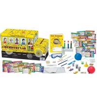The Magic School Bus Shaped Chemistry Lab Science Kit