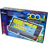 Electronic Project Lab 200 in 1 Science Kit