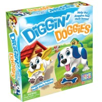 Diggin' Doggies Preschool Board Game