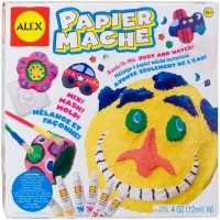Paper Mache Craft Kit