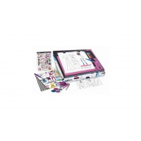 Project Runway Fashion Design Light Box Lap Desk Craft Set