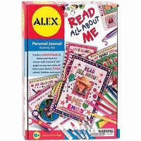 Read All About Me Scrapbooking Kit