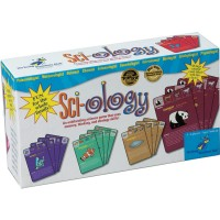 Sci-ology Memory & Strategy Game
