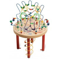 Spaghetti Legs Manipulative Activity Table