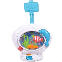 Musical Fish Tank Baby Soother Crib Toy