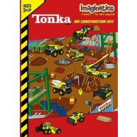 Tonka Trucks: Construction Site