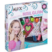 Nail Glam Salon Girls Craft Kit