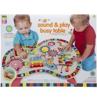 Sound & Play Busy Table Musical Activity Center