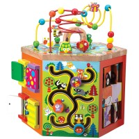 Woodland Wonders Toddler Manipulative Activity Center