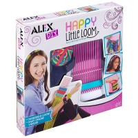 Happy Little Loom Weaving Craft Kit