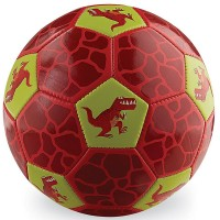 T-Rex Dinosaur 7 Inches Size 3 Soccer Play Ball