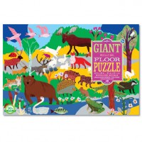 Woodland Animals 48 pc Giant Floor Puzzle