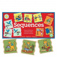 All in Order Sequencing Puzzle Cards Set