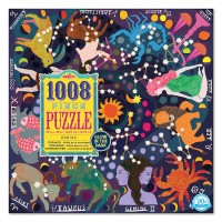 Zodiac 1000 pc Glow in the Dark Puzzle