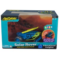 GeoSafari Solar Rover Solar Energy Science Toy