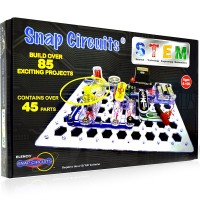 Snap Circuits STEM Electronic Projects Kit