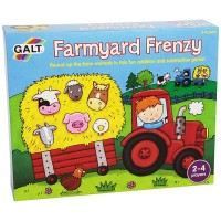 Farmyard Frenzy Addition & Subtraction Board Game
