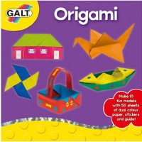 Origami Pad Paper Craft Activity Book