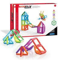 PowerClix 3D Magnetic 26 pc Building Kit
