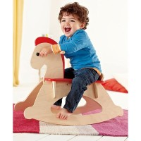 Rock n Ride Rocking Horse Baby Ride-on Toy