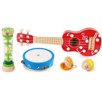 Mini Band Set of 5 Kids Musical Instruments