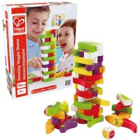 Stacking Veggie Preschool Game