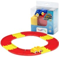 Toddler Road Building 13 pc Vehicle Play Set