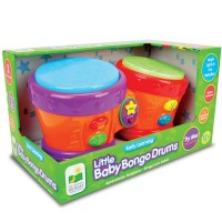 Little Baby Bongo Drums Light & Sound Toy for Toddlers