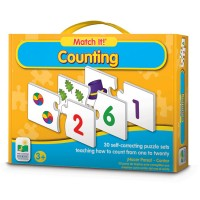 Counting Match It! Learning Puzzle