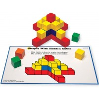 Creative Color Cubes Spatial Thinking Learning Activity Set