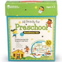 All Ready for Preschool Readiness Learning Kit