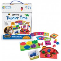 All Ready for Toddler Time Readiness Learning Kit