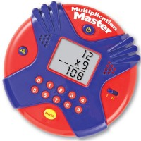 Multiplication Master Electronic Flash Card
