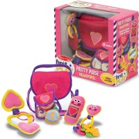Pretty Purse Fill and Spill Soft Toy Playset