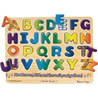 Alphabet Sound Puzzle Learning Toy