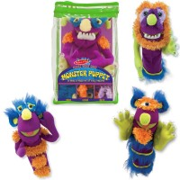 Make Your Own Monster Puppet Craft Kit