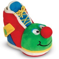 Learning Shoe Learn to Dress Toy