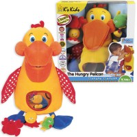 Hungry Pelican Baby Activity Toy