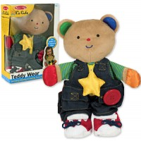 Teddy Wear Learn to Dress Bear