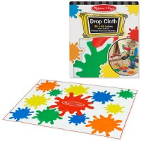 Drop Cloth for Kids Art Projects and Easels