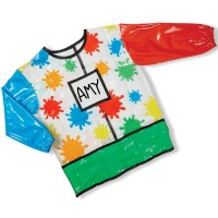 Long Sleeve Artist Smock for Kids