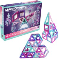 Magformers Inspire Design 62 pc Magnetic Building Set
