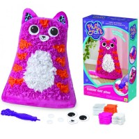PlushCraft Cuddly Cat Pillow Girls Craft