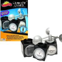 Climate Cubes Weather Information Station for Kids
